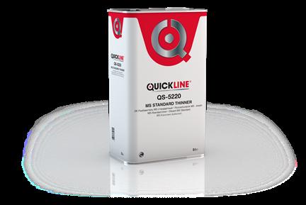 ΔΙΑΛΥΤΙΚΟ QS5220 QUICK LINE