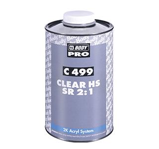 ΒΕΡΝΙΚΙ HS 499 BODY